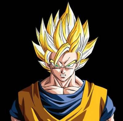 Sangoku super saiyan 2 dragon ball z - Sangoku super sayen 6 ...
